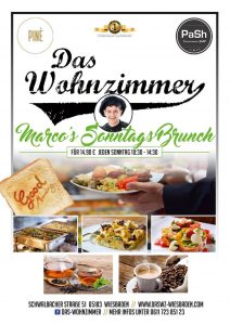 10:30 - 14:30 Adventsbrunch