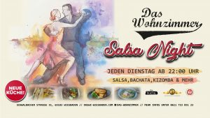 22:00 Salsa Tuesday